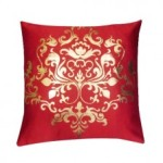 Jeel Koko Maison Inc Foil Printed Cushion Cover-3799
