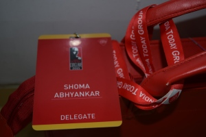 Delegate card for Conclave