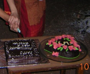 Anniversary celebrations