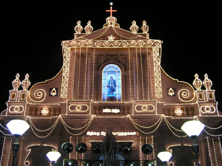 Immaculate Conception Church, Pondicherry