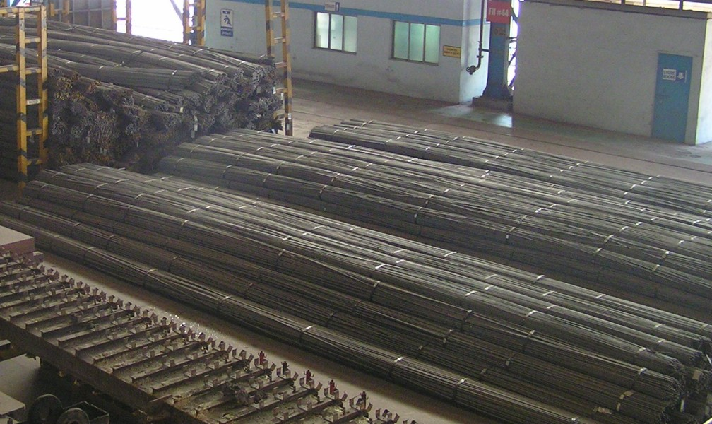 The humble TATA TISCON Rebars