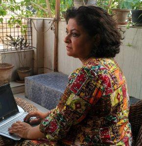 Author Manjula Lal