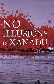 Book cover: no illusions in xanadu