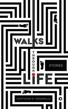 Walks through life book image