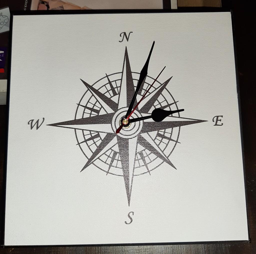 Wall clock DIY project